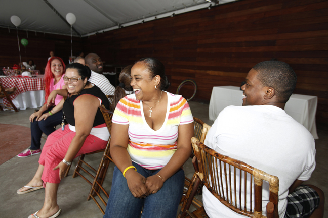 The Community Health Center of Richmond celebrates Family Dayk