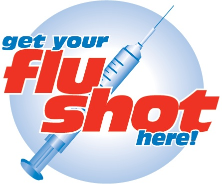 Flu Shot Here